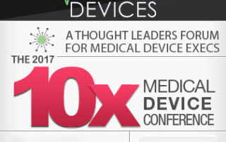 10xMedicalDeviceConference2017
