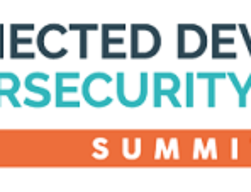 Connected Devices: Cybersecurity & Compliance Summit