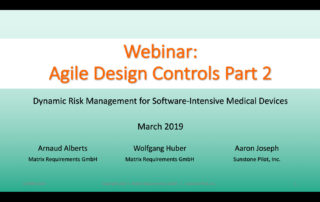Agile Design Controls Part2