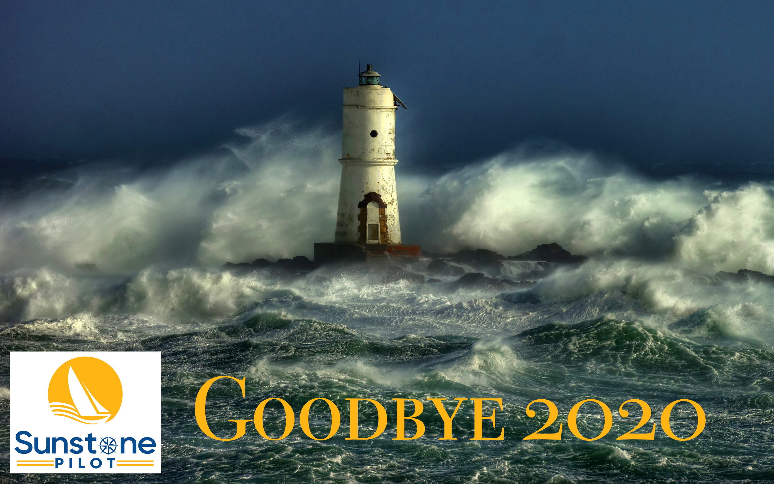 Goodbye 2020 - year of storms